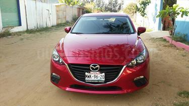 Foto venta Auto usado Mazda 3 Hatchback s Sport (2016) color Rojo precio $235,000