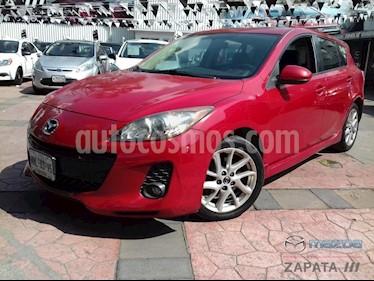 Foto venta Auto Seminuevo Mazda 3 Hatchback s Sport (2013) color Rojo precio $170,000