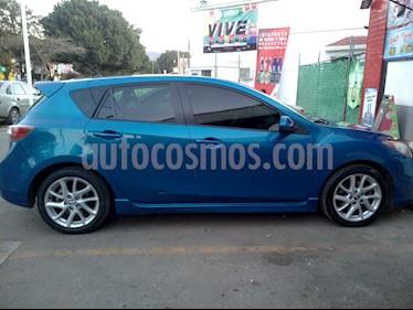 Foto venta Auto Usado Mazda 3 Hatchback s  (2013) color Azul Mica precio $140,000
