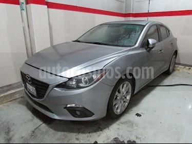 Foto venta Auto Usado Mazda 3 Hatchback s (2015) color Plata precio $230,000