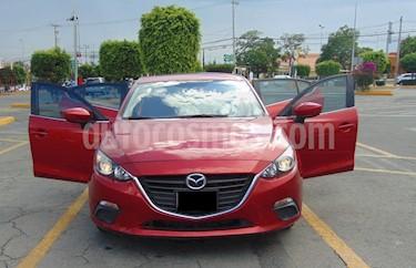 Foto venta Auto Seminuevo Mazda 3 Sedan i 2.0L Touring Aut (2015) color Rojo precio $222,900