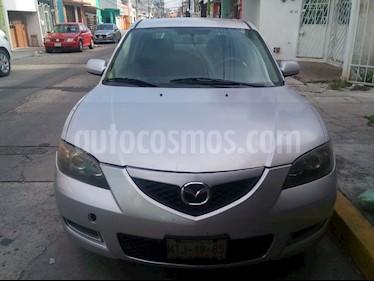 Foto venta Auto usado Mazda 3 Sedan i 2.0L Touring Aut (2008) color Gris Plata  precio $75,000
