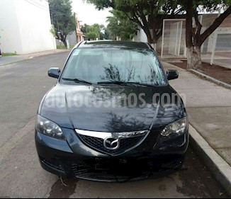Foto venta Auto usado Mazda 3 Sedan i 2.0L Touring Aut (2007) color Gris Oscuro precio $80,000