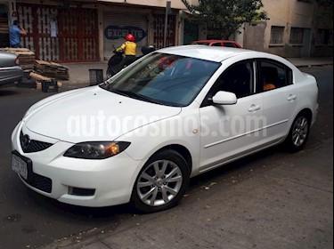 Foto venta Auto Seminuevo Mazda 3 Sedan i 2.0L Touring Aut (2008) color Blanco precio $85,000