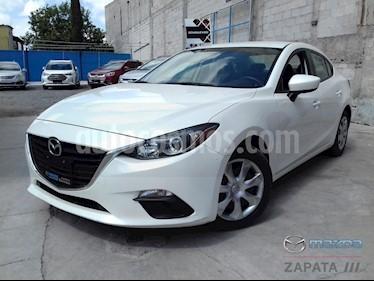Foto venta Auto Usado Mazda 3 Sedan i Aut (2016) color Blanco Perla precio $225,000