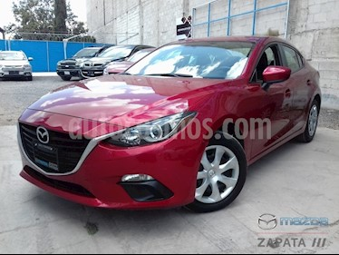 Foto venta Auto Usado Mazda 3 Sedan i Aut (2016) color Rojo precio $225,000