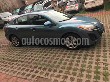 Foto venta Auto usado Mazda 3 Sedan i Aut (2011) color Azul Acero precio $125,000