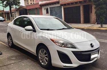 Foto venta Auto usado Mazda 3 Sedan i Aut (2011) color Blanco precio $119,000