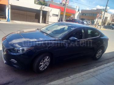Foto venta Auto usado Mazda 3 Sedan i Touring Aut (2016) color Azul Marino precio $230,000