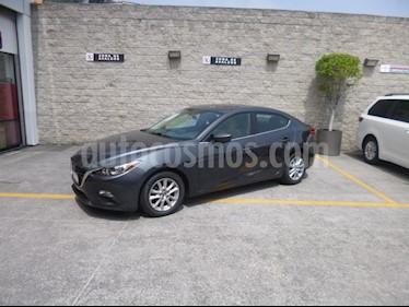 Foto venta Auto Seminuevo Mazda 3 Sedan i Touring Aut (2016) color Gris precio $229,000