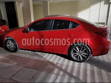 Foto venta Auto Usado Mazda 3 Sedan i Touring Aut (2015) color Rojo precio $209,000