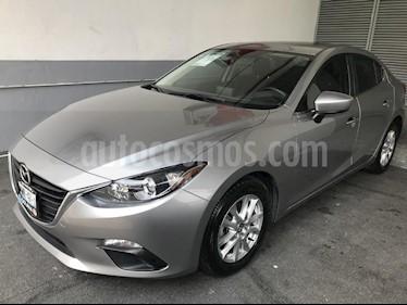 Foto venta Auto Seminuevo Mazda 3 Sedan i Touring Aut (2016) color Plata precio $239,900