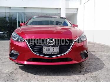 Foto venta Auto Seminuevo Mazda 3 Sedan i Touring Aut (2016) color Rojo Destello precio $235,000