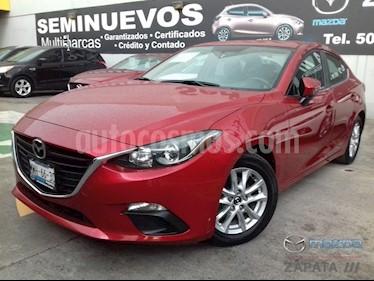 Foto venta Auto Seminuevo Mazda 3 Sedan i Touring Aut (2016) color Rojo precio $240,000