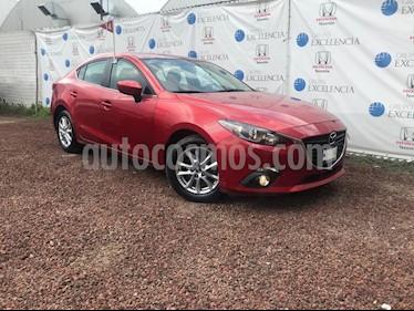 Foto venta Auto Seminuevo Mazda 3 Sedan i Touring Aut (2014) color Rojo Fugaz precio $185,000