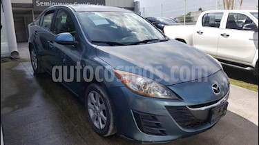 Foto venta Auto Seminuevo Mazda 3 Sedan i Touring Aut (2010) color Azul precio $110,000