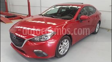 Foto venta Auto Usado Mazda 3 Sedan i Touring (2015) color Rojo precio $209,000