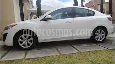 Foto venta Auto usado Mazda 3 Sedan i Touring (2011) color Blanco precio $110,000