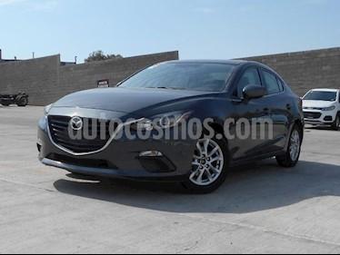 Foto venta Auto Seminuevo Mazda 3 Sedan i Touring (2016) color Gris precio $245,000