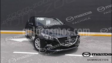 Foto venta Auto Seminuevo Mazda 3 Sedan i Touring (2016) color Negro precio $229,000