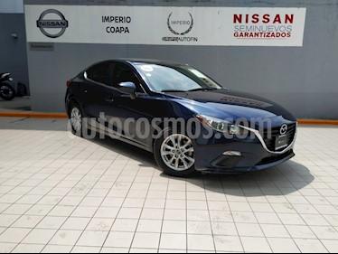 Foto venta Auto Seminuevo Mazda 3 Sedan i Touring (2015) color Azul Marino precio $205,000