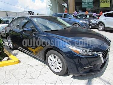 Foto venta Auto Seminuevo Mazda 3 Sedan i Touring (2017) color Azul precio $265,000