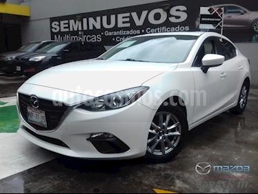 Foto venta Auto Seminuevo Mazda 3 Sedan i Touring (2016) color Blanco Perla precio $235,000