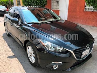 Foto venta Auto Seminuevo Mazda 3 Sedan i Touring (2015) color Negro precio $184,000