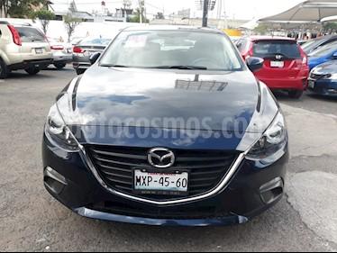 Foto venta Auto Seminuevo Mazda 3 Sedan i Touring (2016) color Azul Acero precio $229,000