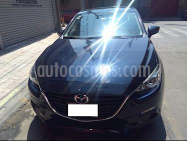 Foto venta Auto Seminuevo Mazda 3 Sedan i Touring (2015) color Azul precio $205,000