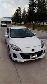 Foto Mazda 3 Sedan i usado (2012) color Blanco Cristal precio $125,000