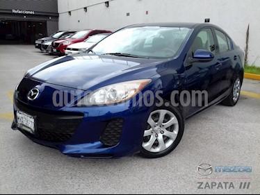 Foto venta Auto Seminuevo Mazda 3 Sedan i  (2013) color Azul Indigo precio $150,000