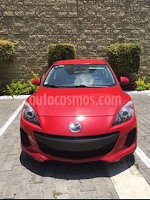 Foto venta Auto usado Mazda 3 Sedan s Aut (2013) color Rojo Fugaz precio $140,000