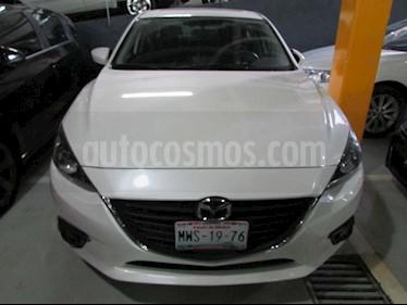 Foto venta Auto Usado Mazda 3 Sedan s Aut (2015) color Blanco precio $250,000