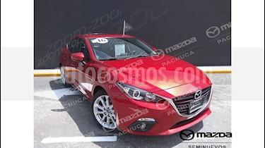 Foto venta Auto Seminuevo Mazda 3 Sedan s Aut (2016) color Rojo precio $252,000