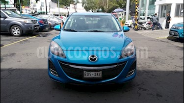 Foto venta Auto Seminuevo Mazda 3 Sedan s Aut (2011) color Azul Celeste precio $144,000