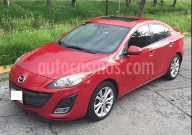 Foto venta Auto Seminuevo Mazda 3 Sedan s Aut (2010) color Rojo Fugaz precio $135,000