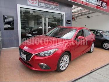 Foto venta Auto Seminuevo Mazda 3 Sedan s Aut (2015) color Rojo precio $230,000