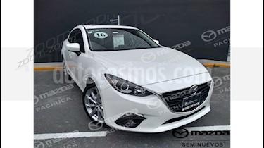 Foto venta Auto Seminuevo Mazda 3 Sedan s Aut (2016) color Blanco Perla precio $252,000
