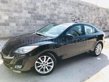 Foto venta Auto Seminuevo Mazda 3 Sedan s Grand Touring Aut (2011) color Negro precio $160,000