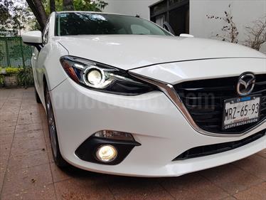 Foto venta Auto usado Mazda 3 Sedan s Grand Touring Aut (2014) color Blanco Perla precio $240,000