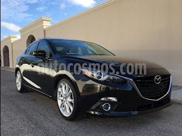 Foto venta Auto Seminuevo Mazda 3 Sedan s Grand Touring Aut (2015) color Negro precio $260,000