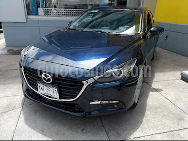 Foto venta Auto Seminuevo Mazda 3 Sedan s Grand Touring Aut (2018) color Azul precio $337,000