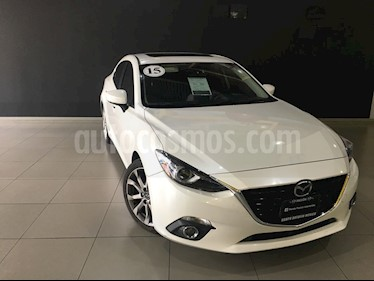 Foto venta Auto Seminuevo Mazda 3 Sedan s Grand Touring Aut (2015) color Blanco precio $255,000