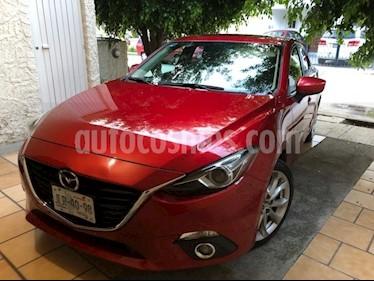 Foto venta Auto usado Mazda 3 Sedan s Grand Touring Aut (2014) color Rojo precio $210,000