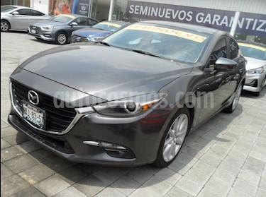 Foto venta Auto Seminuevo Mazda 3 Sedan s Grand Touring Aut (2017) color Gris Titanio precio $325,000