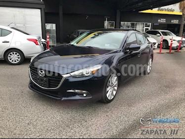 Foto venta Auto Seminuevo Mazda 3 Sedan s Grand Touring Aut (2017) color Azul Marino precio $325,000