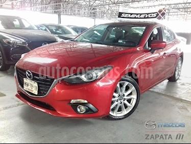 Foto venta Auto Seminuevo Mazda 3 Sedan s Grand Touring Aut (2014) color Rojo precio $220,000
