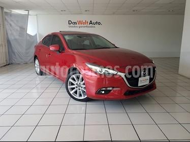 Foto venta Auto Seminuevo Mazda 3 Sedan s Grand Touring Aut (2017) color Rojo precio $309,900