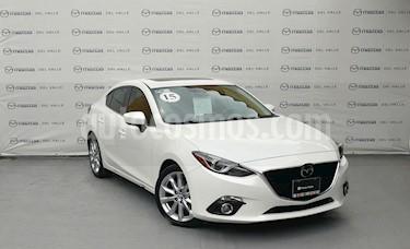 Foto venta Auto Seminuevo Mazda 3 Sedan s Grand Touring Aut (2015) color Blanco Perla precio $240,000